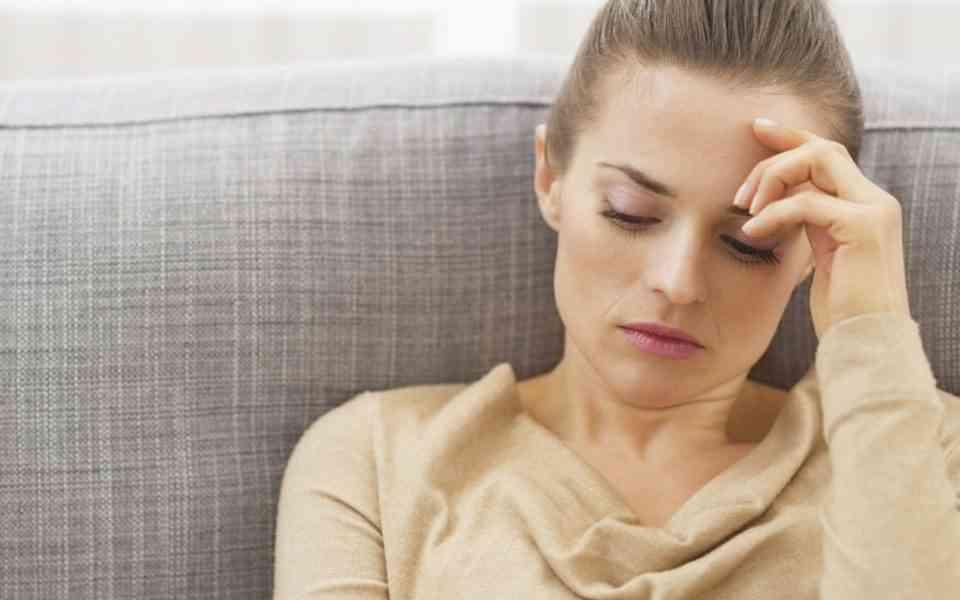 άγχος, υπερβολικό άγχος, πότε έχουμε υπερβολικό άγχος