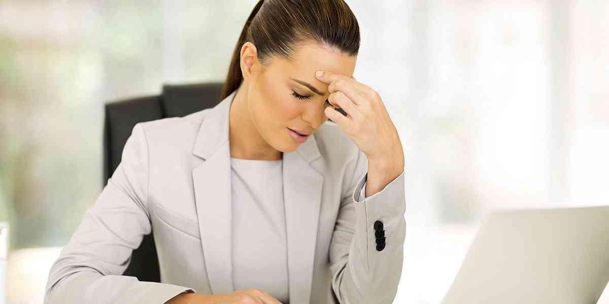 Τα συμπτώματα του άγχους