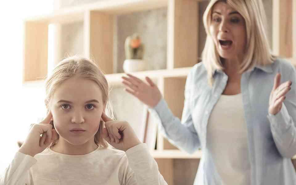 γονείς, θυμός, διαχείριση θυμού γονέων, παιδιά
