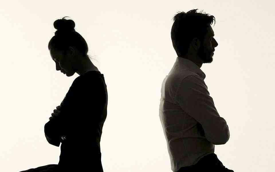 διαζύγιο, χωρισμός, πένθος μετά το χωρισμό, ψυχοθεραπεία για το διαζύγιο και το χωρισμό