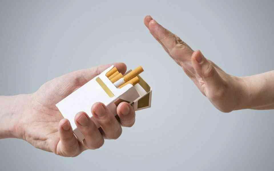 βελονισμός, κάπνισμα, διακοπή καπνίσματος