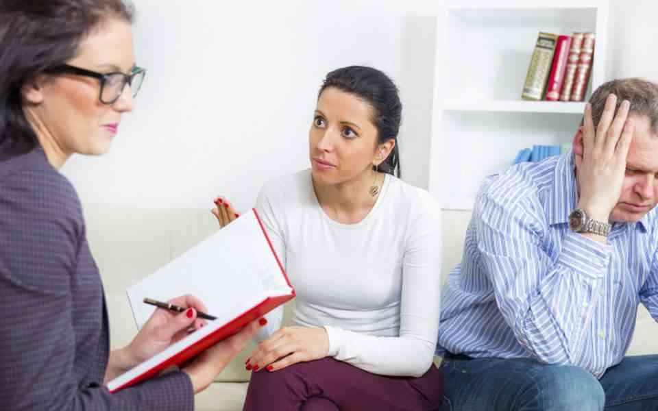 ψυχοθεραπεία ζεύγους, οικογενειακή ψυχοθεραπεία σχέσεις, προβλήματα στις σχέσεις
