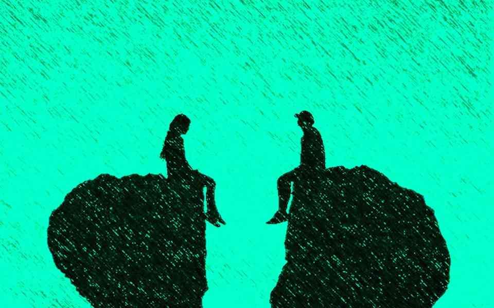 χωρισμός, ψυχολογικές επιδράσεις χωρισμού, υγιής χωρισμός