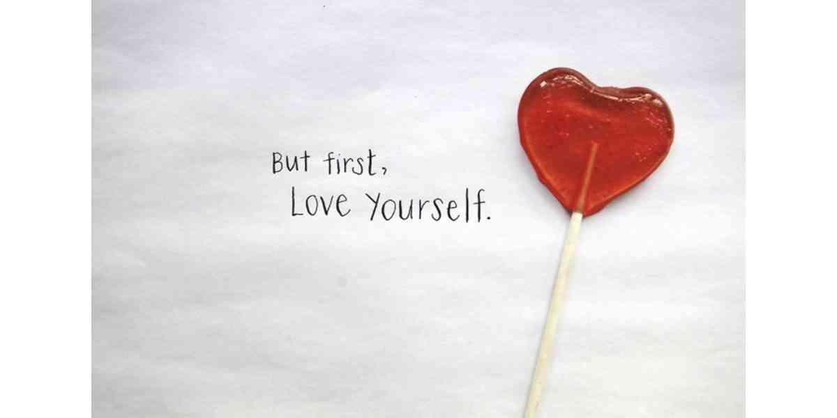 αγάπη για τον εαυτό, συμπόνια προς τον εαυτό