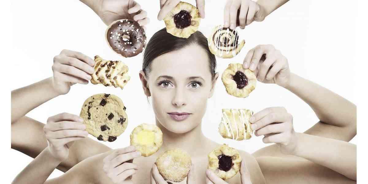 άγχος, ζάχαρη, πως το άγχος σχετίζεται με τη ζάχαρη, η ζάχαρη επηρεάζει το άγχος