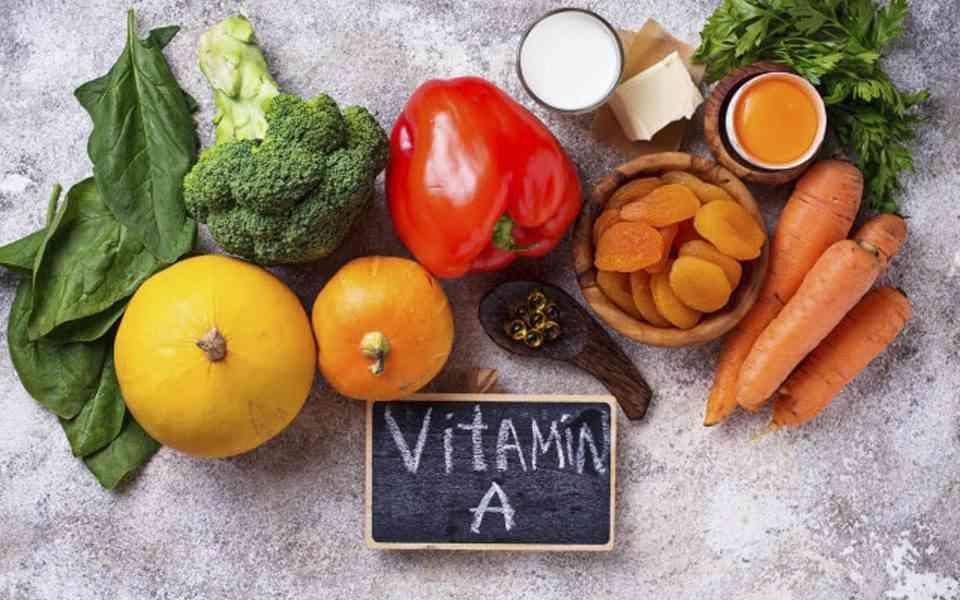 βιταμίνη Α, οφέλη βιταμίνης Α, τύποι βιταμίνης Α, τροφές με βιταμίνη Α