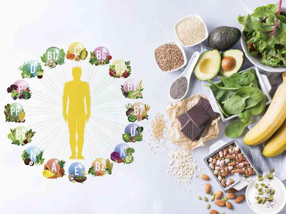 βιταμίνες, ανεπάρκεια βιταμινών, σημάδια ανεπάρκειας βιταμινών, διατροφή για την αντιμετώπιση της ανεπάρκειας βιταμινών, συμπτώματα ανεπάρκειας βιταμινών