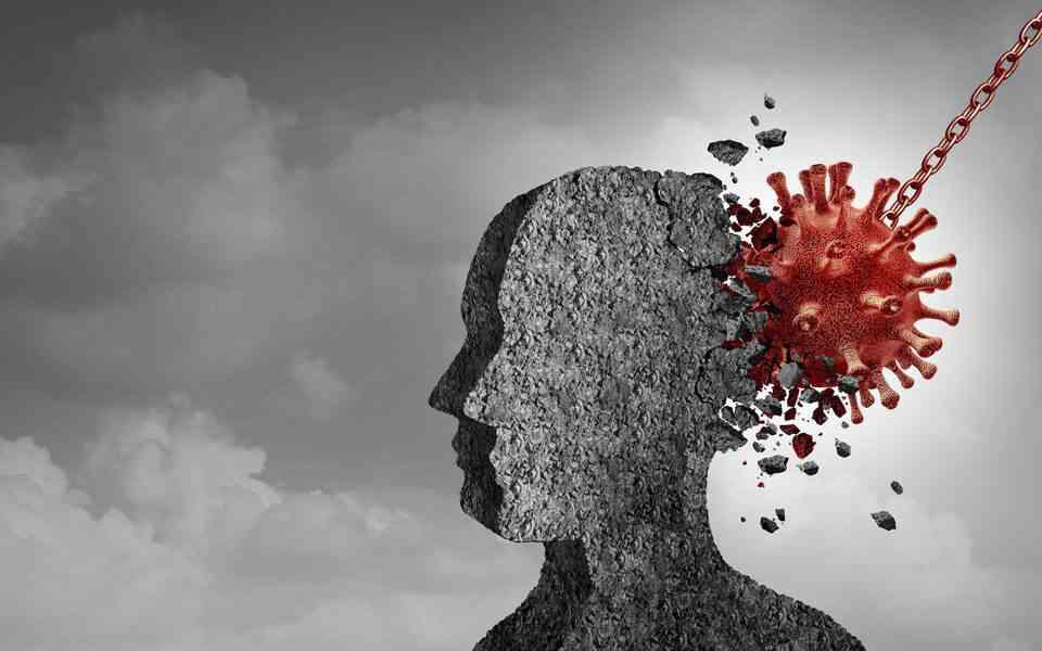 πανδημία, κορωνοιός, επιδράσεις πανδημίας στην ψυχική υγεία, πως η πανδημία επηρεάζει την ψυχική υγεία