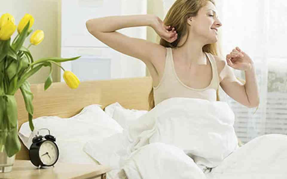 ξύπνημα, πρωινό ξύπνημα, γιατί είναι ωφέλιμο το πρωινό ξύπνημα, οφέλη πρωινού ξυπνήματος