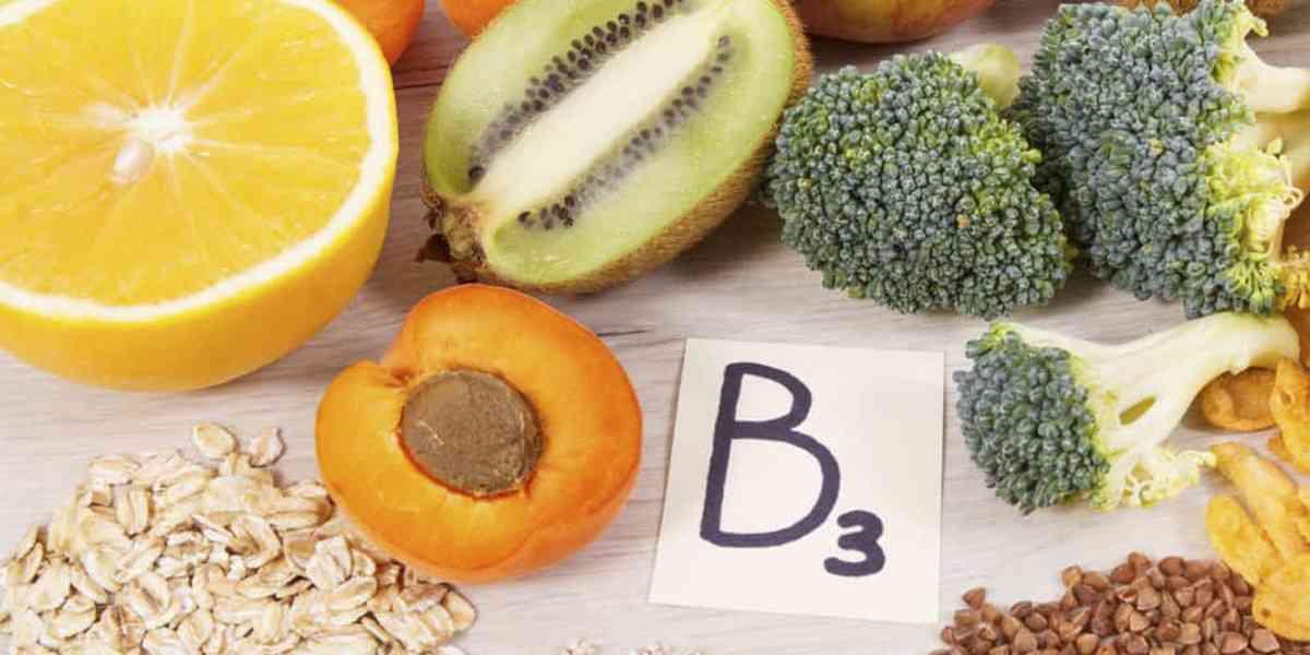 νιασίνη, βιταμίνη Β3, χρήσεις νιασίνης, τροφές με νιασίνη, οφέλη νιασίνης, ανεπάρκεια νιασίνης
