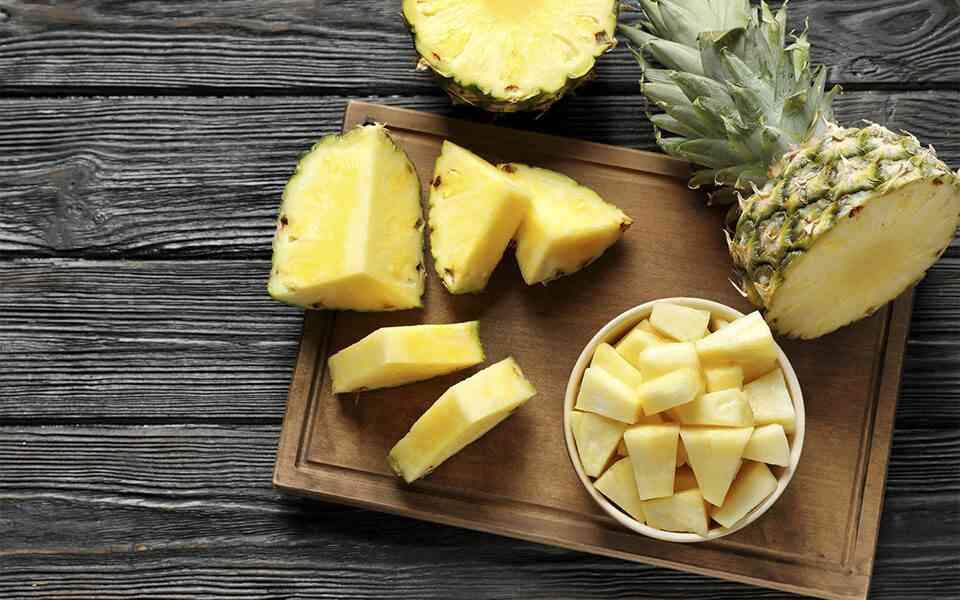 ανανάς, διατροφική αξία ανανά, θρεπτική αξία ανανά, ιδιότητες ανανά, οφέλη ανανά