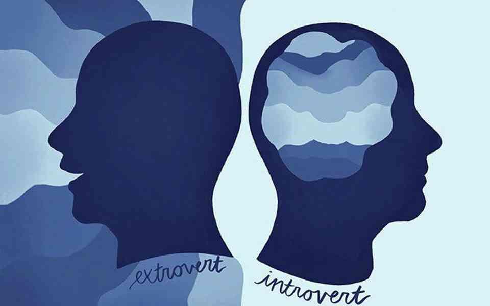 εσωστρεφείς και εξωστρεφείς άνθρωποι, χαρακτηριστικά εξωστρεφών ανθρώπων, χαρακτηριστικά εσωστρεφών ανθρώπων.
