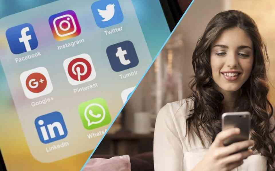 socila media, επίδραση social media, social media και εικόνα του εαυτού, social media και ταυτότητα, κοινωνική επίδραση των social media
